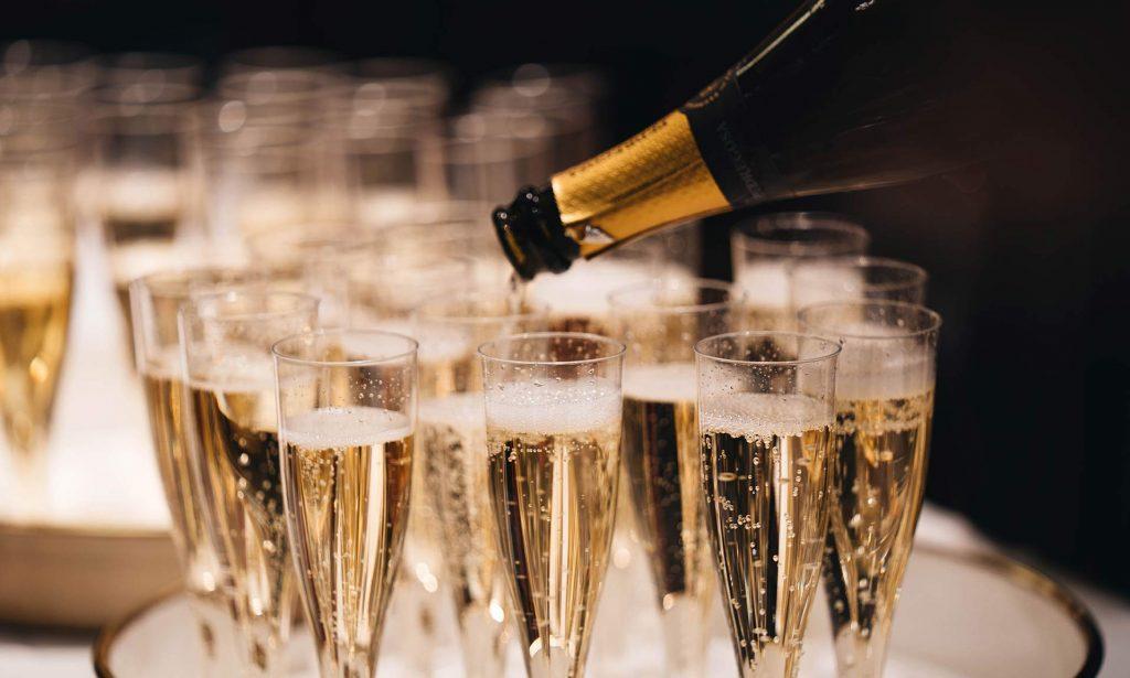 Birthday Champagne