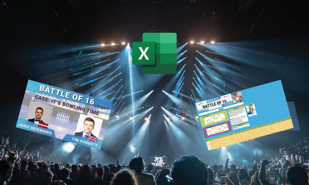 Excel as esports