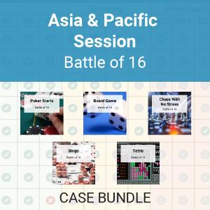 Battle of 16 - Case Bundle