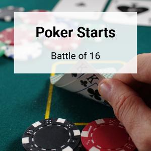 Poker Starts